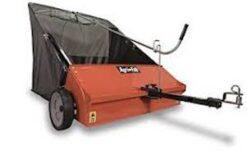 Græsopsamler/Sweeper