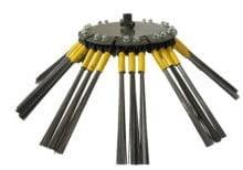 Børstesæt 100% stål - til Greenbuster Pro III