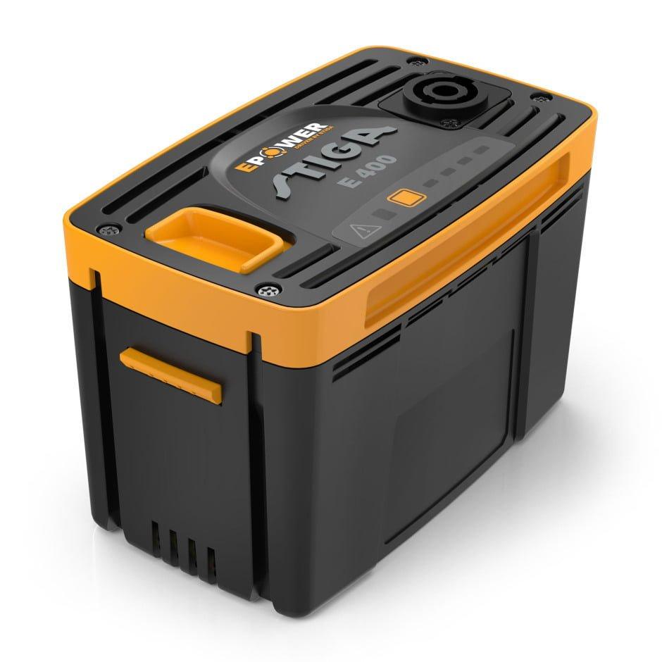 STIGA E 400 S - Dummy-batteri SBH 900 AE (Benyttes ved anvendelse af batterisele til 500 og 700 serien)