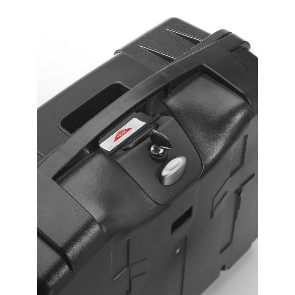 STIGA Bagageboks med lås, aftagelig