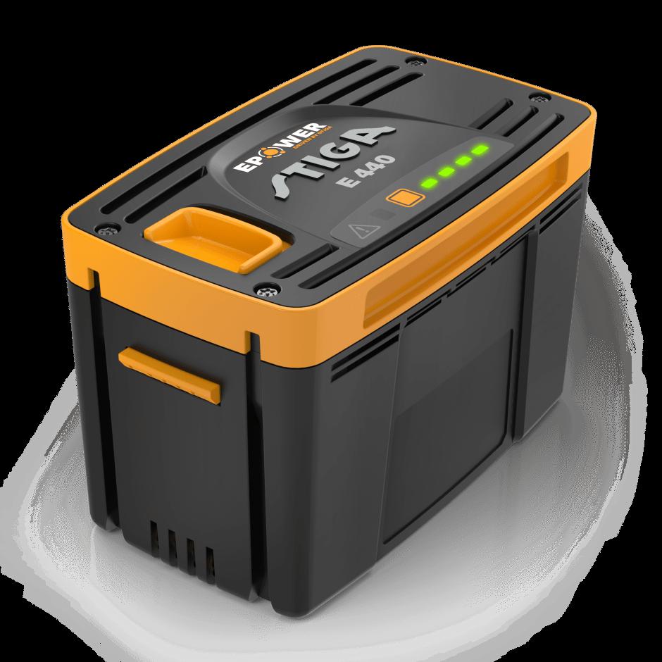 STIGA Batteri til 500, 700 og 900-serien - EB 440 Batteri - 48 V/4,0 Ah