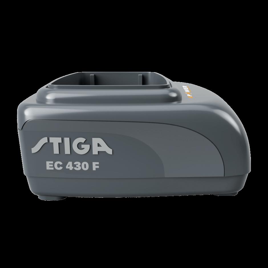 STIGA Hurtiglader til 500, 700- og 900-serien - EC 430 F
