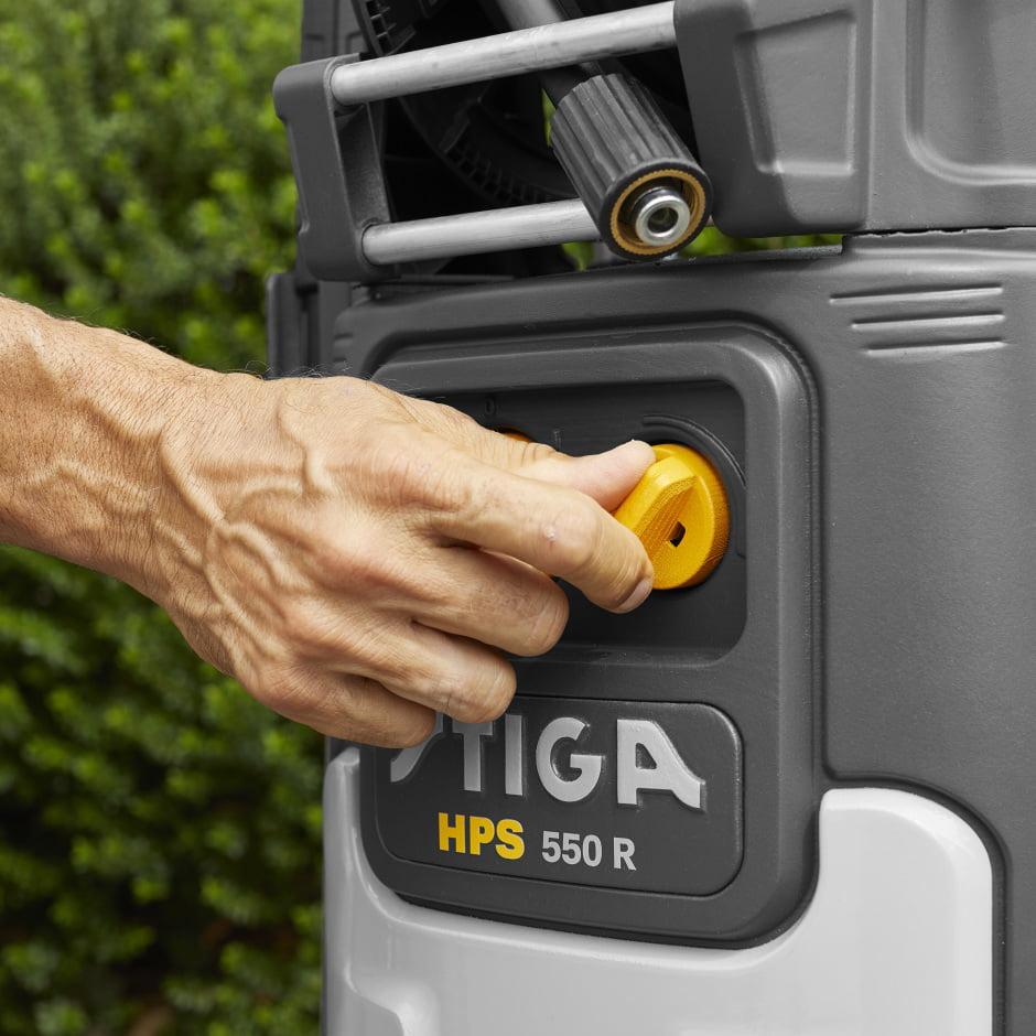 STIGA HPS 550 R Højtryksrenser