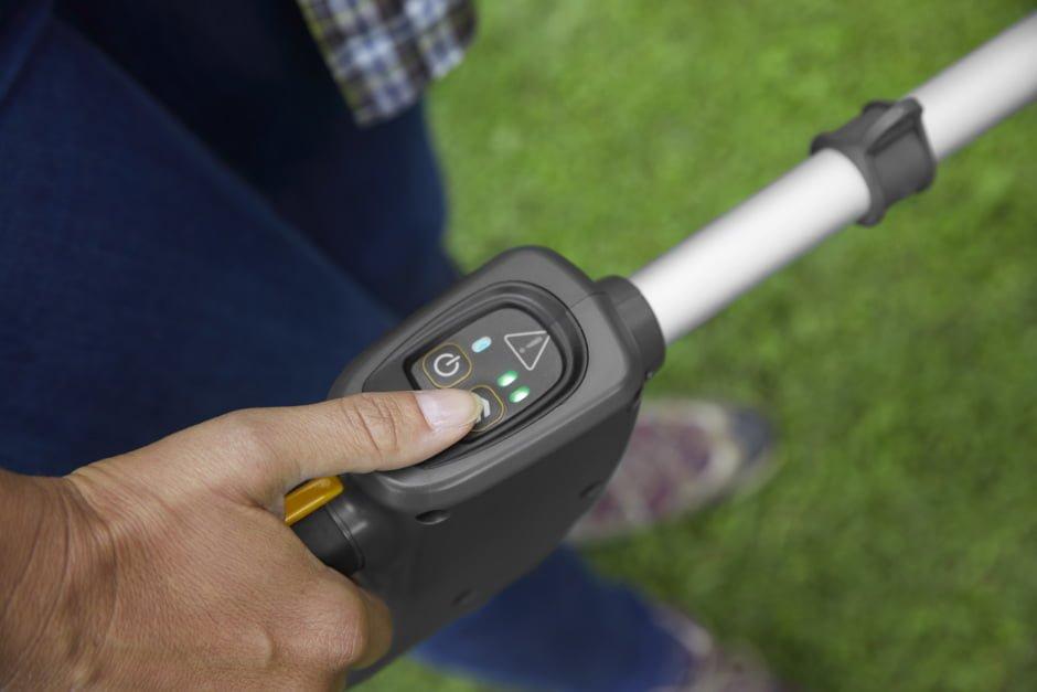 STIGA SBC 700 AE - Buskrydder u/batteri