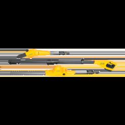 STIGA SMT 100 AE - Multi-tool inkl. 4,0 Ah